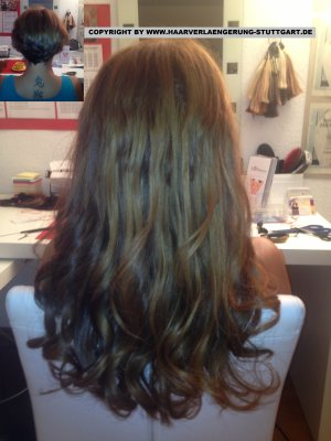 Haarverlängerung eigenhaare sehr kurz