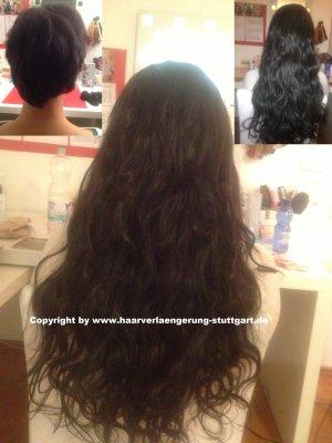 Haarverlängerung sehr kurze Haare