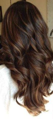 Friseur Balayaga bei braune Haare