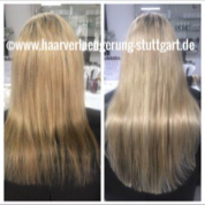 Haarverlängerung in Stuttgart