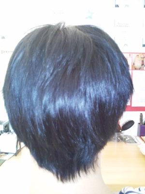 kurze Haare verlängern