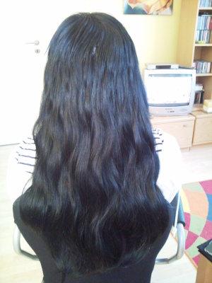 Haare verlängern
