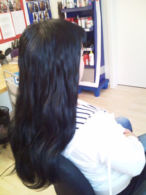Extensions bei kurzen haaren moglich
