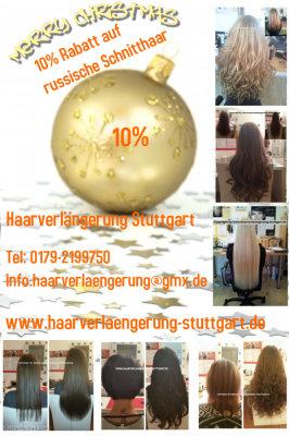 Haarverlängerung Rabatt