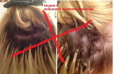 Haarverlängerung Stuttgart Haarverdichtung